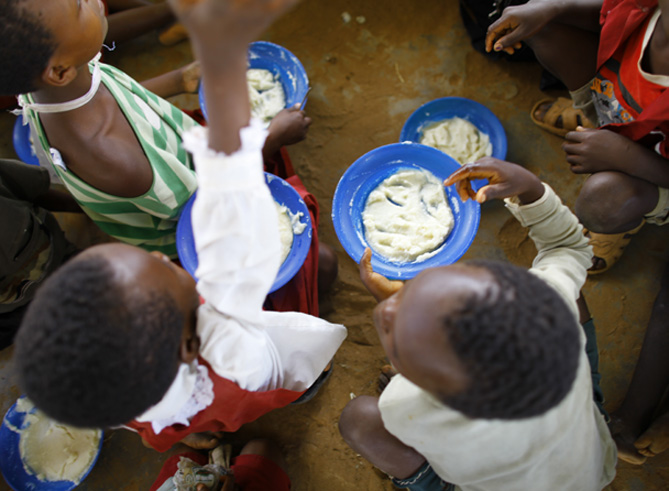 Hungry mothers, hungry daughters: addressing the cycle of malnutrition