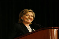 ONE Act a Week: Show Hillary Clinton that ONE members care about aid effectiveness