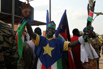 Congratulations to the new country of South Sudan!