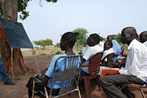 Education is vital for South Sudan's survival