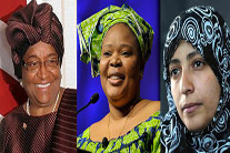 Nobel Peace Prize recognizes women's contributions to global development