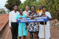 ONE Africa Award 2011: Demanding the right to health care in Ghana