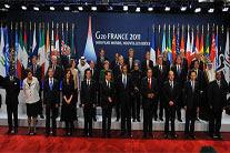 The G20 in Cannes: Window dressing or serious business?
