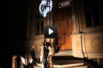 [VIDEO] ONE Paris lights up the Hotel de Ville with a plea to end the famine