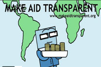 A critical moment in the campaign for more transparent aid