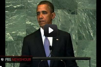 President Obama's speech at the UN Summit: 'Peace is hard'