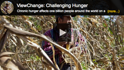 VIDEO: 'Challenging Hunger'