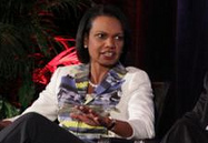 Condoleezza Rice makes strong statements on poverty at RNC