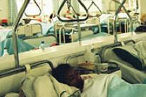 My #ONEMum comrades at the Hamlin Fistula Hospital