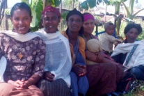 ONE Moms visit ENGINE hub in rural Ethiopia