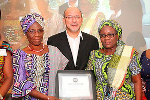 Applications are now open for the 2012 ONE Africa Award