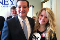 ONE reminds Senate Candidate Ted Cruz about extreme poverty