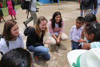 America Ferrera, Alexis Bledel & Claire Diaz-Ortiz travel to Honduras with ONE