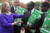 World Food Day action: Tell Hillary Clinton to put agriculture on the agenda