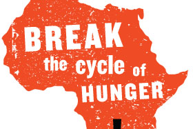 The Sahel Crisis: Why we need to break the cycle of hunger NOW