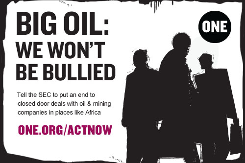 TAKE ACTION: Tell Big Oil we won&#8217;t be bullied