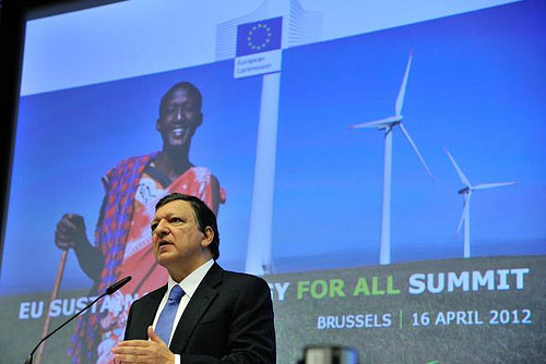 Europe pledges to finance electricity access to 500 million people by 2030