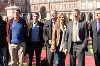 Bill Gates in Madrid: Spanish aid saves lives