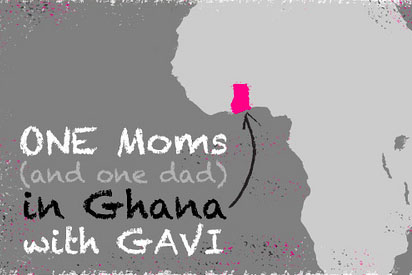 Travel virtually to Ghana with ONE this week