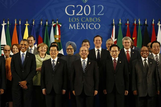 Good intentions continue at G20, but promises on development are not being kept
