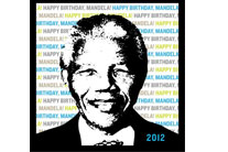 My pledge for Nelson Mandela's Birthday