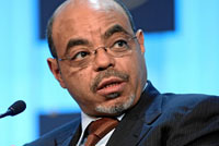 Meles leaves Africa with a mixed legacy and in search of another soldier