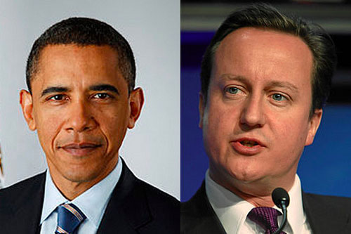 ONE praises Obama, Cameron on joint alliance against global poverty