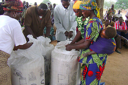 Bag it: Protecting crops in Africa