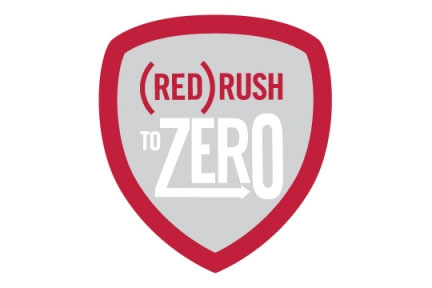 Check in with (RED)RUSH on foursquare