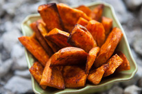 ONE Campus Challenge 2: Ask your dining hall to serve sweet potatoes