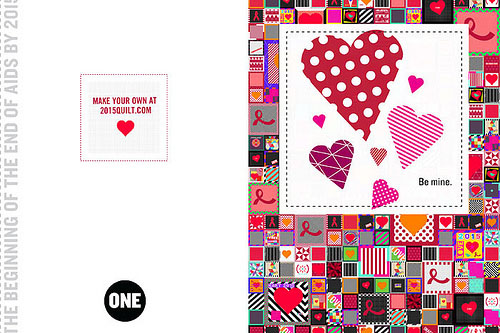 Craft time: Print out our activist-inspired Valentine's Day card