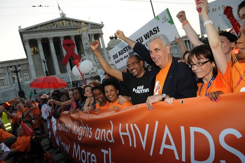 Explainer: A brief history of the International AIDS Conference