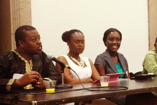Young African Leaders visit Chicago