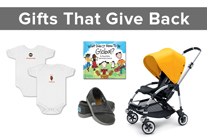 Gifts that Give Back: Kids Edition