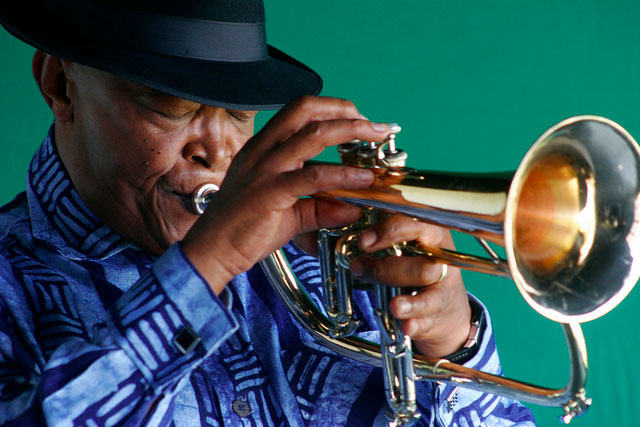 Hugh Masekela joins our Hungry No More campaign