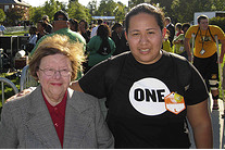 ONE Member of the Month: Nancy Delgado
