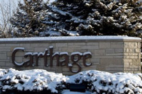 Carthage College earns a visit from Roger Thurow