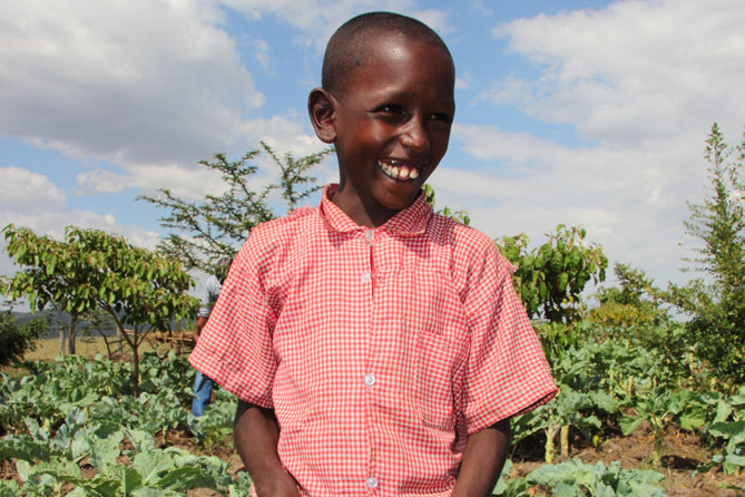 Amazing Africa: Proof that lives are changing for the better for Kenya's rural poor