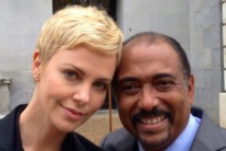 Charlize Theron on AIDS: 'We must all be responsible'
