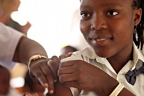 How a price drop in HPV vaccines will save millions of girls and women&#8217;s lives