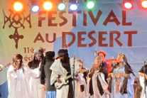 Festival au Desert: Only the bravest will come
