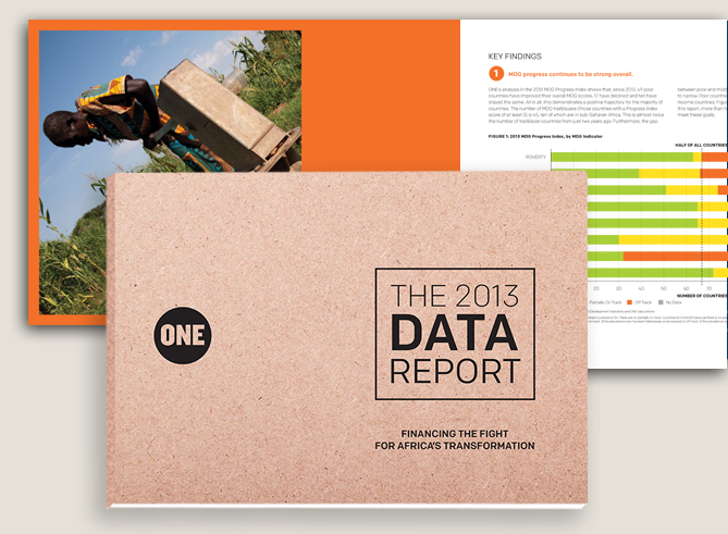 The 2013 DATA Report: Financing the Fight for Africa's Transformation