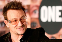 Bono backs Obama trade rep pick