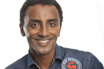 Chef Marcus Samuelsson: 'Good nutrition isn't just about being lucky'