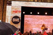 David Gray, KT Tunstall, Biffy Clyro & more kick off Day 1 of agit8 in London