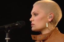 Live protest song performances by The Venus Bushfires, David Crowder & Jessie J