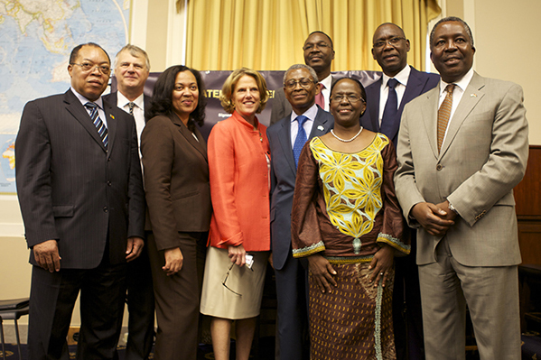 ONE, OPIC & African Ambassadors express support for Electrify Africa on Capitol Hill