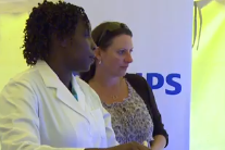 Philips transforms health centers throughout Africa at annual road show