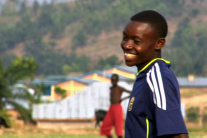 'Scoring for Peace' shows how soccer can unite civilians and former soldiers in Eastern Africa