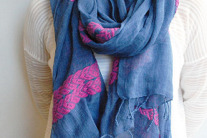 fashionABLE scarves designed with your help are available now!